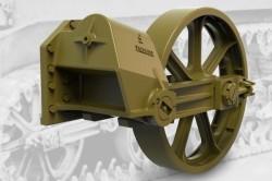 US light tank M3 Idler set (early type)