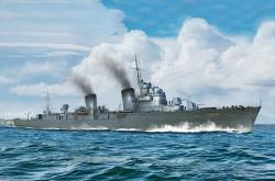 Russian Destroyer Taszkient 1940