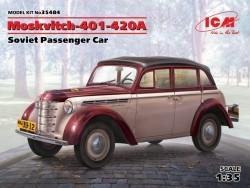 Moskvitch-401-420A,Soviet Passenger Car