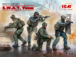 S.W.A.T. Team (4 figures)