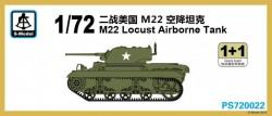 M22 Locust Airborne Tank