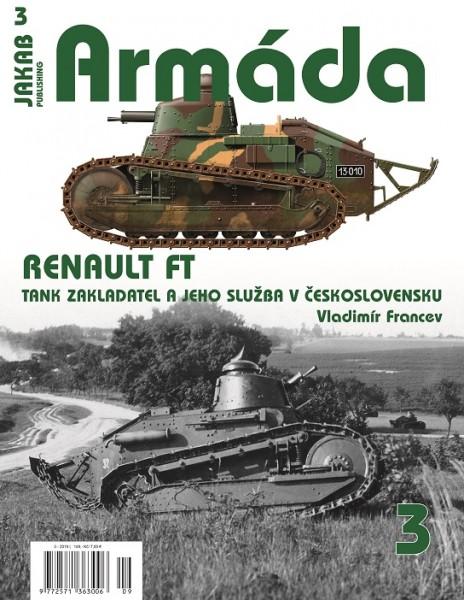Armáda č.3 - Renault FT