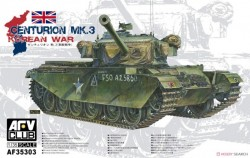 Centurion Mk. III Korean War