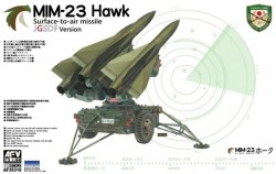 JGSDF MIM-23 Hawk Surface-to-air missile