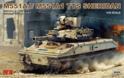 M551A1/ A1TTS SHERIDAN