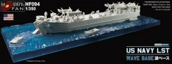 Wave Base for US Navy LST