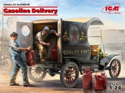 Gasoline Delivery, Model T 1912 Delivery