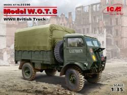 W.O.T.8, WWII British Truck