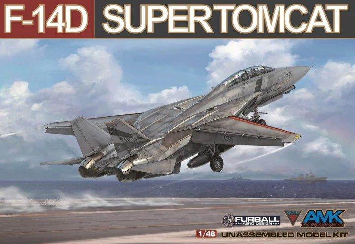 Grumman F-14D Super Tomcat