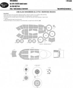 Do-217N-1 BASIC kabuki masks