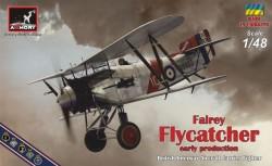 "Fairey ""Flycatcher"" British inter-war FAA Fighter, early version, w/ Jaguar-III engine"