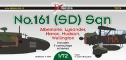 No.161(SD) Sqn RAF