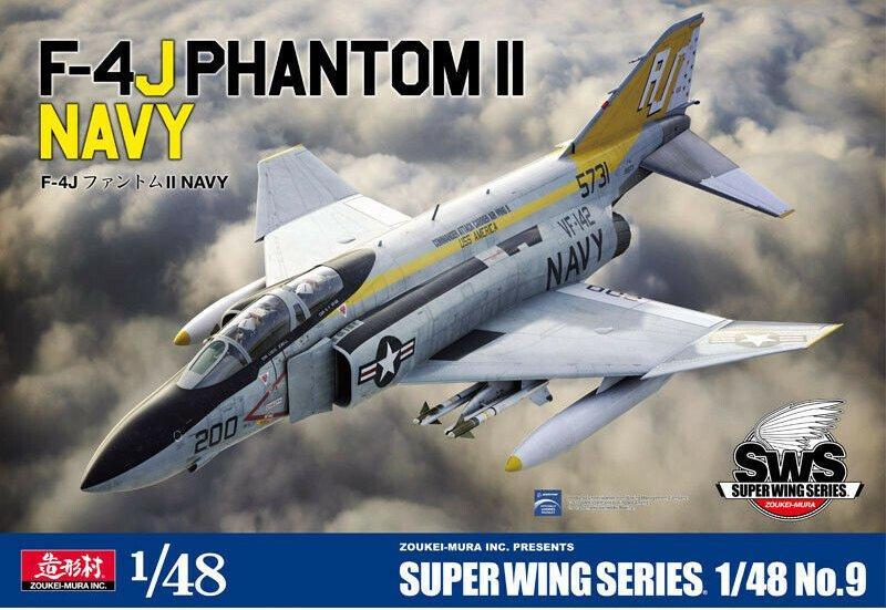 F4J Phantom II Navy