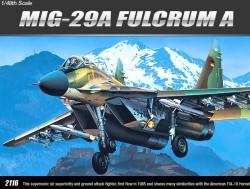 MiG-29A FULCRUM A