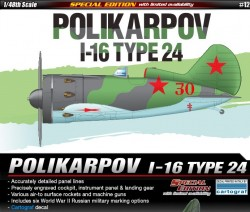 Polikarpov I-16 Type 24 LE: