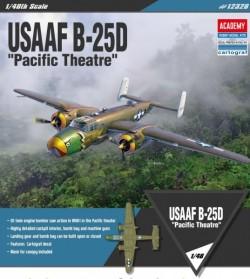 USAAF B-25D