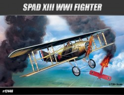 SPAD XIII WWI FIGHTER