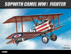 SOPWITH CAMEL WWI FIGHTER