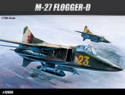 M-27 FLOGGER-D
