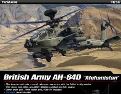 British Army AH-64