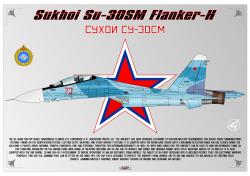 Sukhoi SU-30SM VKS