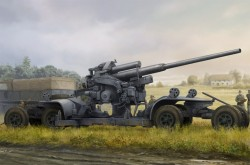 German 12.8cm FLAK 40