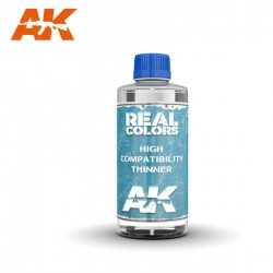 Real Colors Thinner 400ml.