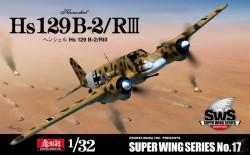Henschel Hs 129B-2/RIII