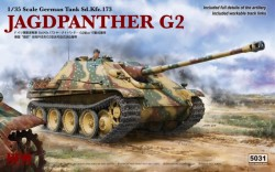 JAGDPANTHER G2 W/ WORKABLE TRACK LINKS & RM-5005 & RM5008 & RM5015 & RM5028