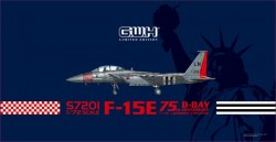 McDonnell F-15E Eagle - 75th Anniversary of D-Day