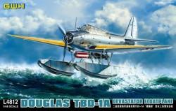 WW2 Douglas TBD-1a Devastator Floatplane
