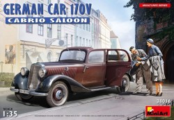 German Car 170V Cabrio Saloon
