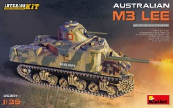 Australian M3 Lee. Interior Kit