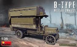 B-Type Military Omnibus