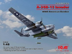 A-26B-15 Invader,WWII American Bomber