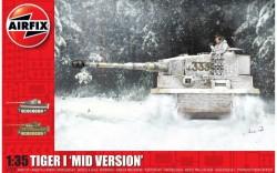 Tiger I, Mid Version