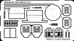 MiG-23 (PE set)