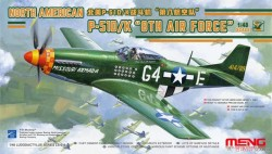 "North American P-51D/K ""8th Air Force"