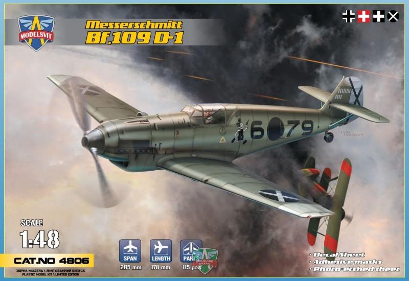 Messerschmitt Bf 109 D-1