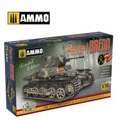 Panzer I Ausf. A Breda, Spanish Civil War