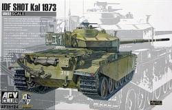 IDF SHOT Kal 1973