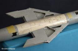 Su-17M4/Su-22M4 corrected fuselage for Kitty Hawk