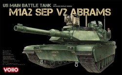 M1A2 SEP V2 ABRAMS US MAIN BATTLE TANK