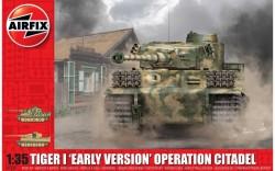 Tiger-1 Early Version Operation Citadel