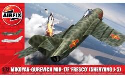 Mikoyan-Gurevich MiG-17F Fresco