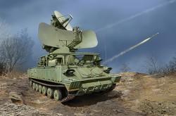 Russian 1S91 SURN KUB Radar