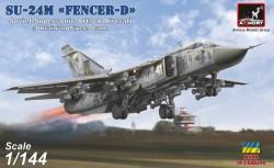 "Sukhoj Su-24M ""Fencer""  Ukrainian modern ""pixel"" camo"