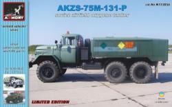 AKZS-75M-131-P soviet airfield oxygen tanker, conversion set