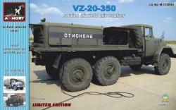 VZ-20-350 Soviet modern airfield air tanker