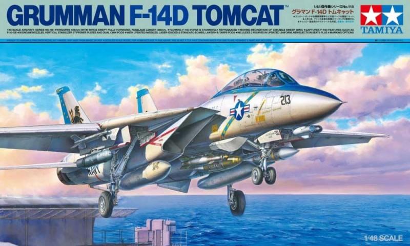 Grumman F14D Tomcat